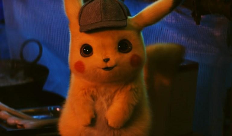 REVIEW: 'Pokemon: Detective Pikachu'
