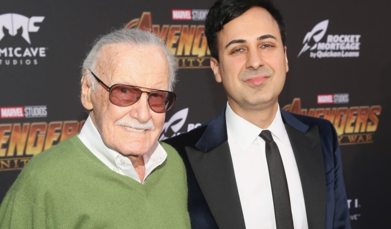 Stan Lee's Former Manager Detained on Charges of Abuse