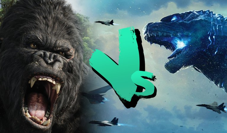 Where Is The Godzilla V.S Kong Promotion?
