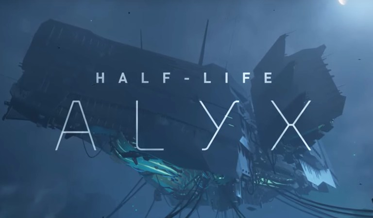 VR Game 'Half-Life: Alyx' Trailer Unveiled