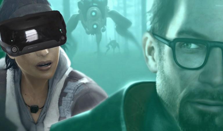 Valve Finally Announces New 'Half-Life' Game