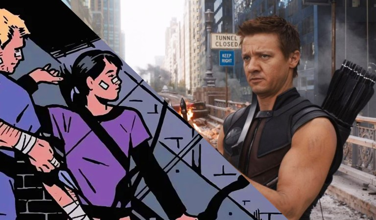 Disney+ Unveils First Look at Kate Bishop as Hawkeye