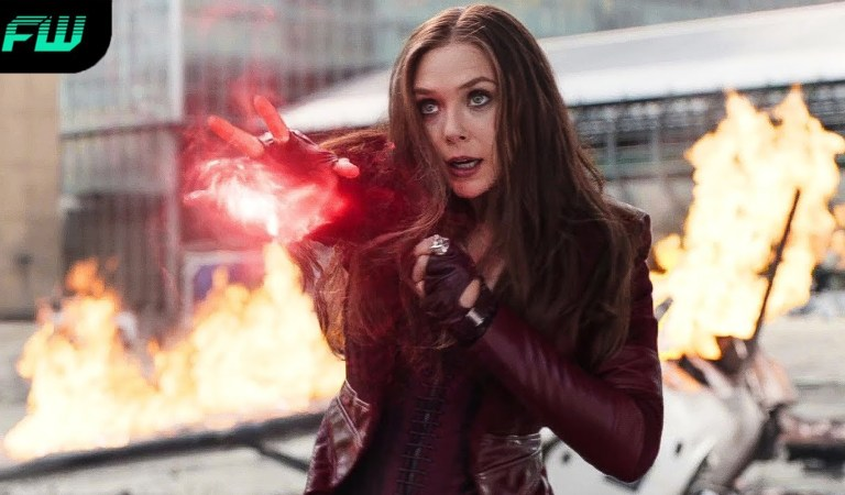 Feige Says Scarlet Witch is the Strongest MCU Character