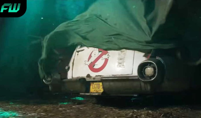 First Look at 'Ghostbusters: Afterlife'