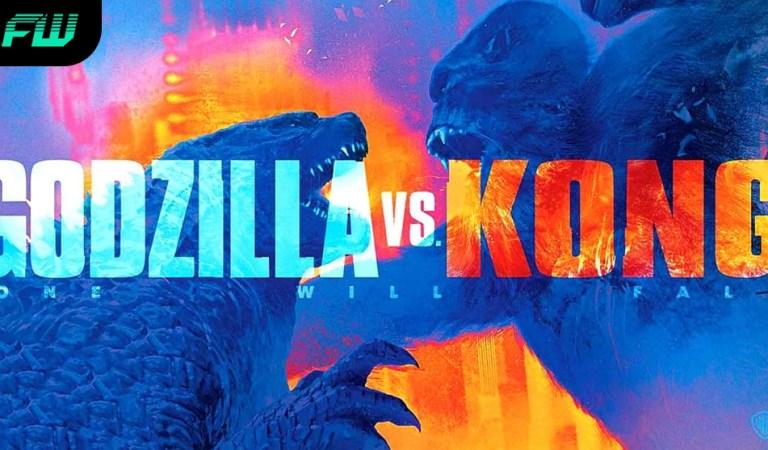 First Look At 'Godzilla V.S. Kong' Revealed