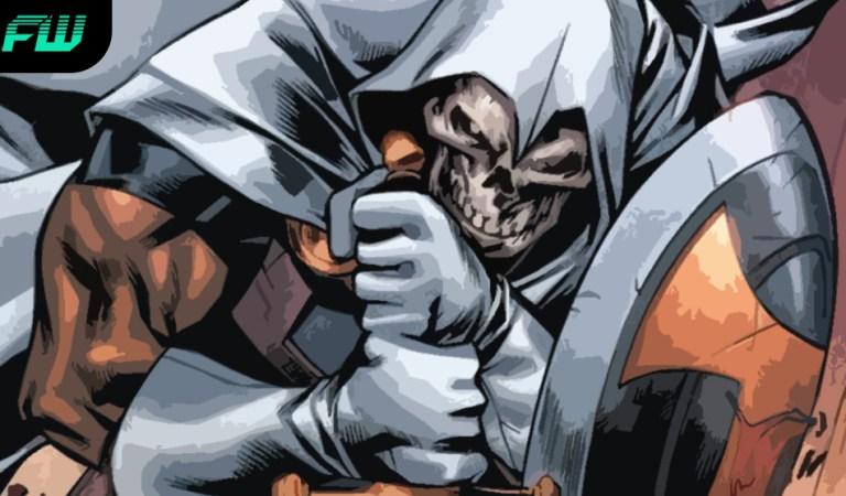 'Black Widow' Trailer Reveals First Look at Taskmaster