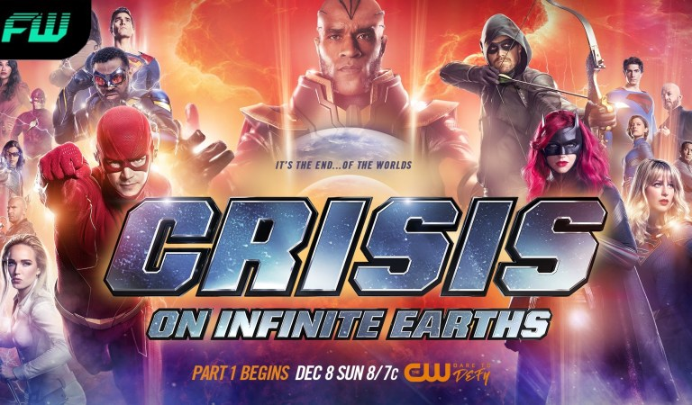 The Final Trailer For Crisis On Infinite Earths Has Been Released