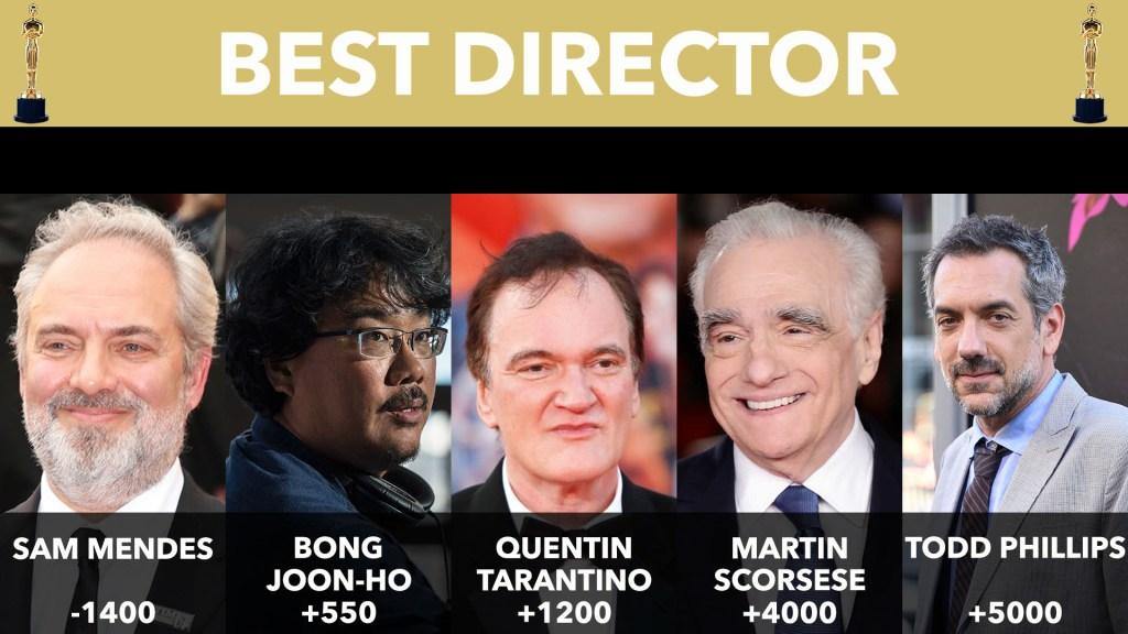 2020 Oscar Best Director