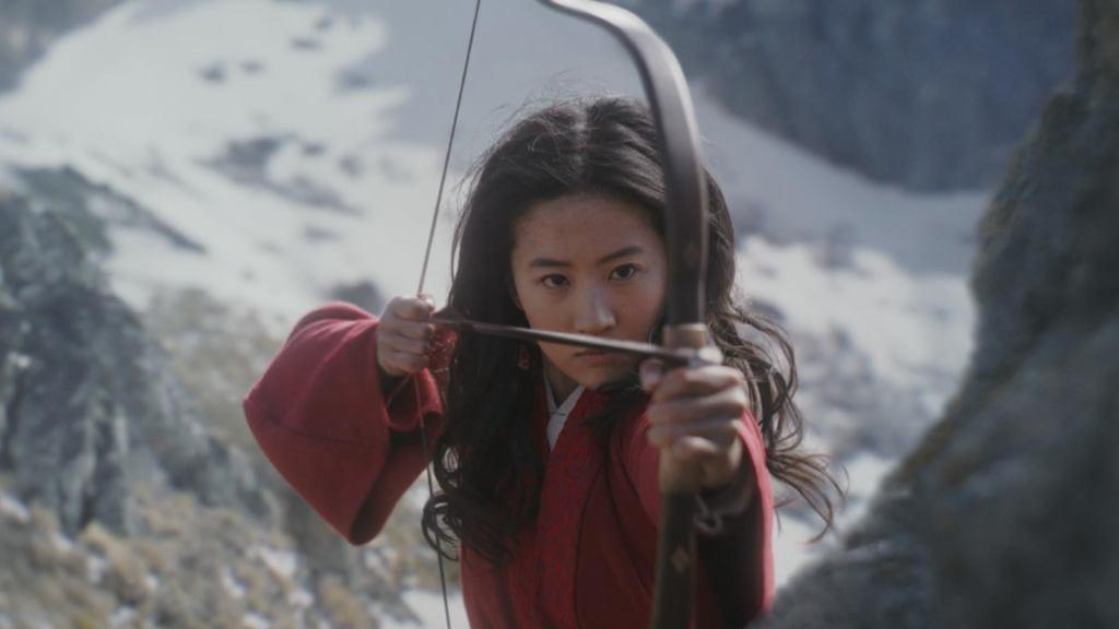 Disney's Mulan (2020)