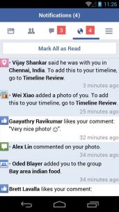 Facebook Lite Screenshot 2