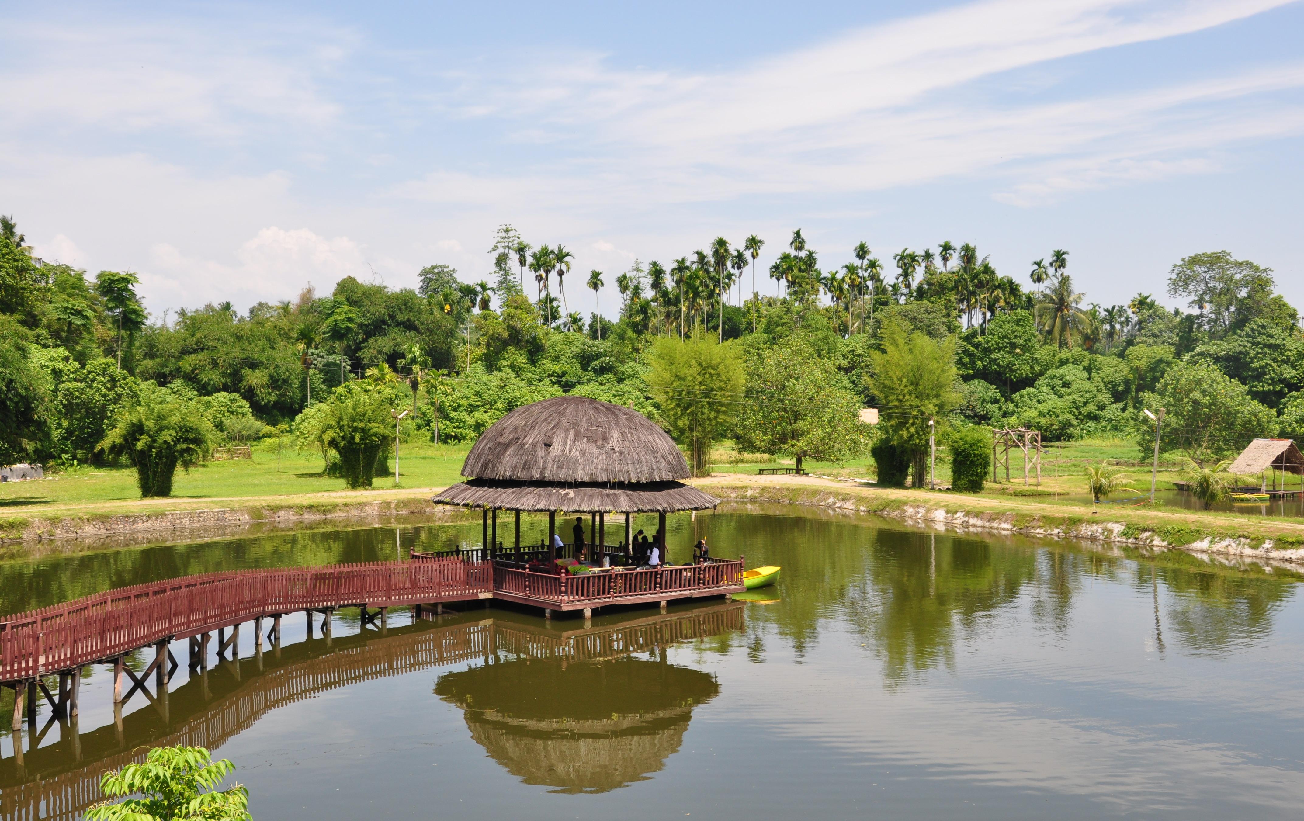 Kampung Ladang Fandryjalanjalan