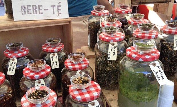 Bebe-té tés de calidad y ecológicos.