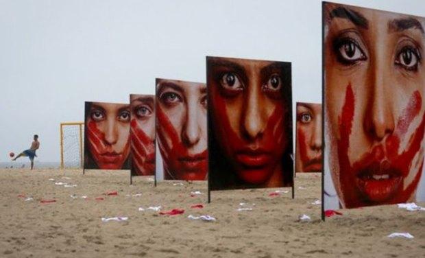 Terminen con el maltrato y los abusos a la mujer.