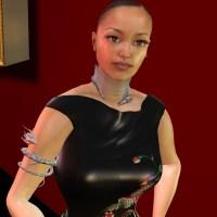 Un avatar complet en meshes