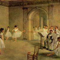Entrez dans le monde de la danse avec Degas
