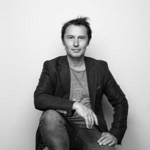 portrait Stephane Dunoyer par Julien Cresp
