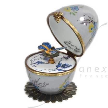 butterfly automata grey limoges music egg