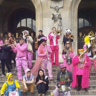 Les MaKaBés à l'Opéra Garnier (Paris)