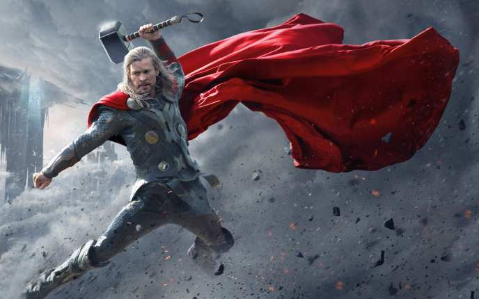 'Thor: Ragnarok' – In Theaters in July 2017.