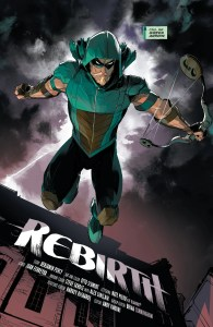 Green Arrow - Rebirth (2016) 001-006