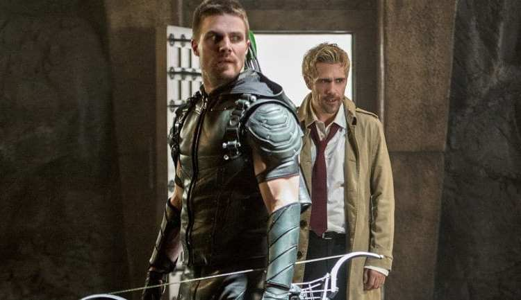 CW Seed has Added Every Episode of Constantine - Fan Fest