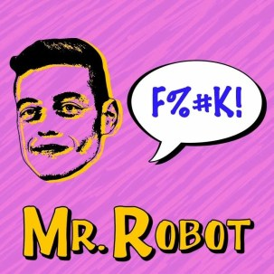 Mr. Robot and Alf 2