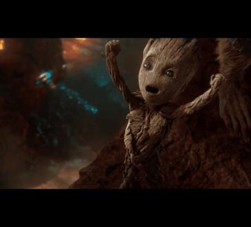 Groot - Credits Marvel Studios