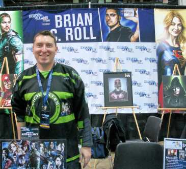 Brian C. Roll, Fan Fest Chicago 2017