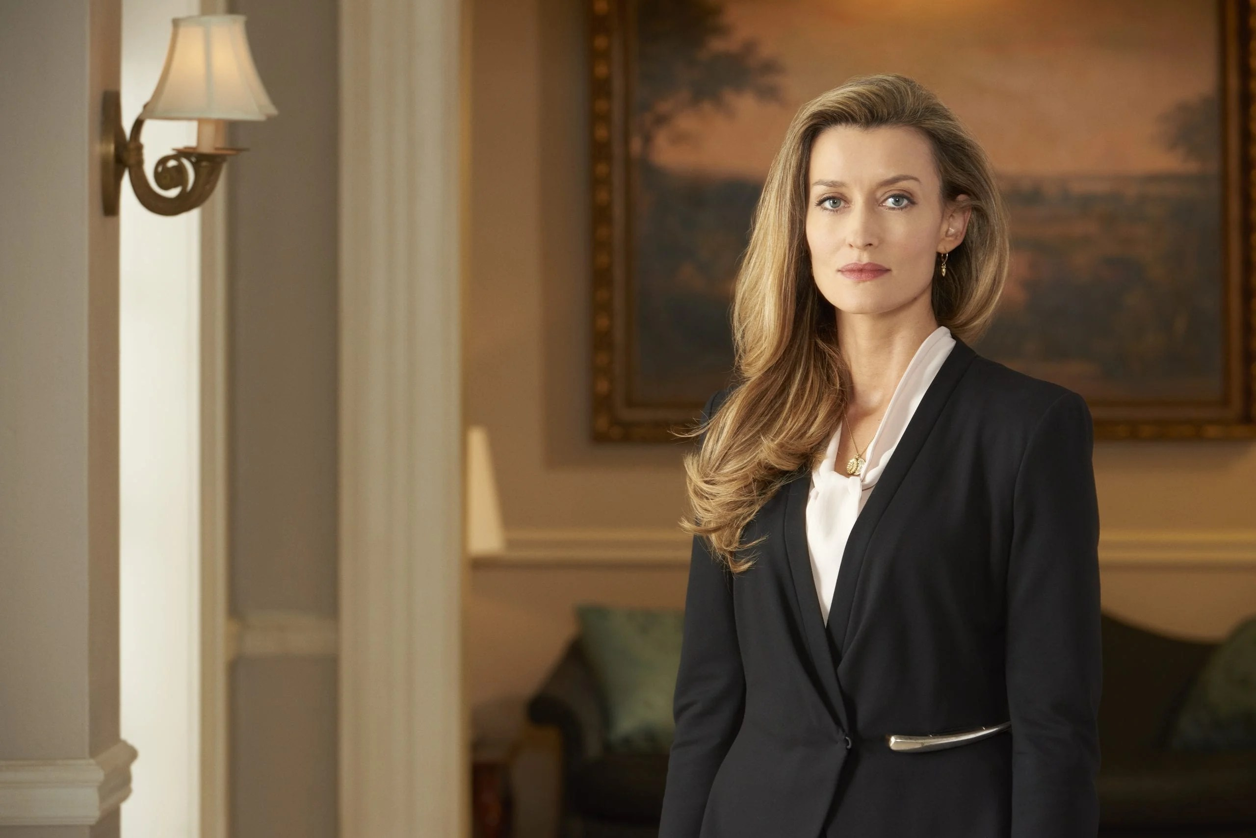 natascha mcelhone is leaving 'designated survivor', joins