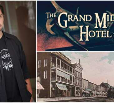 The Grand Midway Hotel, Brian J. Cano