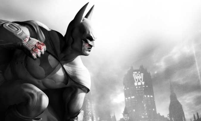 My Year of Gaming   Batman  Arkham City      Fan Fest   For Fans  By Fans Image  Rocksteady