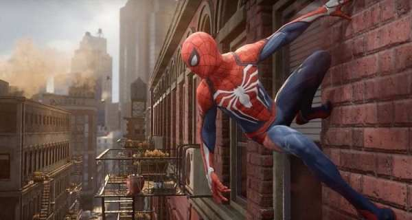 Marvel's Spider-Man Video Game Swings to PS4 This Fall ...