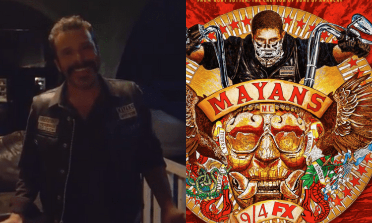 Mayans MC Star Michael Irby Is In It For The Long Haul