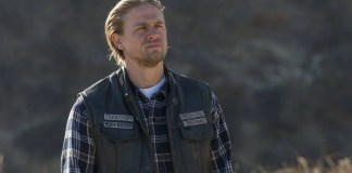 "SONS OF ANARCHY -- ""A Separation of Crows"" -- Episode 708 -- Airs Tuesday, October 28, 10:00 pm e/p) -- Pictured: Charlie Hunnam as Jax Teller."