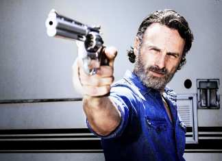 Rick Grimes - Andrew Lincoln - The Walking Dead