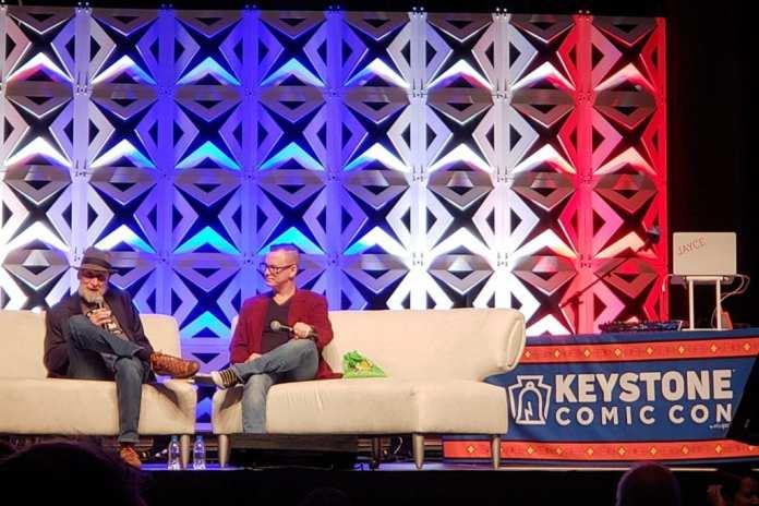 Keystone Comic Con, Frank Miller