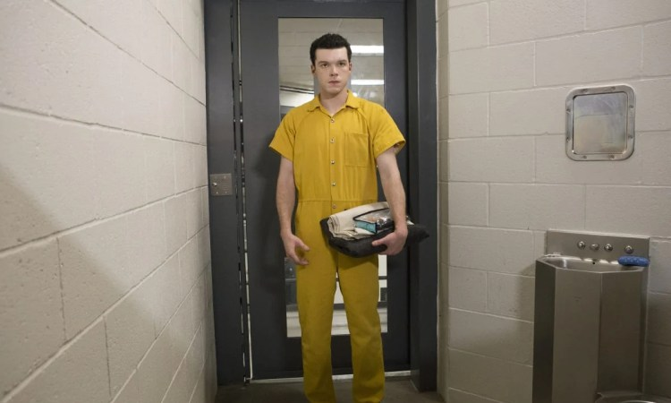 "Cameron Monaghan as Ian Gallagher in SHAMELESS (Season 9, Episode 06, ""Face It, You're Gorgeous""). -"