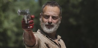 Andrew Lincoln as Rick Grimes- The Walking Dead _ Season 9, Episode 5 -