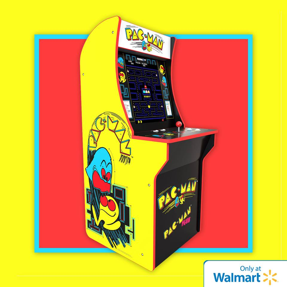 Arcade Lovers Rejoice! Arcade1Up Helps Bring to Life Your