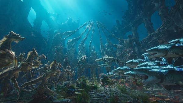 Aquaman' Dropped From Oscars VFX Shortlist to Director James Wan's