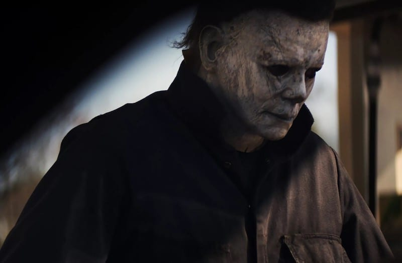 The 2018 horror hit Halloween is coming home to 4K Ultra HD, Blu,ray, and  DVD on January 15th, 2019.