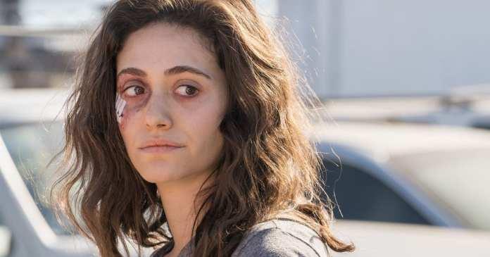 Emmy Rossum as Fiona Gallagher in SHAMELESS (Season 9, Episode 07,