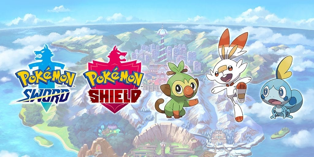 Pokemon Sword and Shield announced for Switch