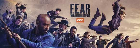 Fear the Walking Dead - SDCC Key Art