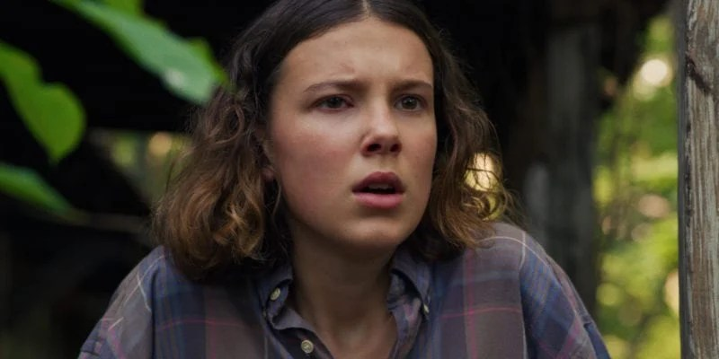 Millie Bobby Brown in Stranger Things 3 Photo credit: Netflix