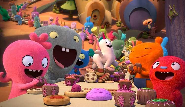 GIVEAWAY: Win an 'Ugly Dolls' Blu-ray Combo Pack