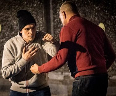 Jason Mewes (Jay), Vinnie Jones (Vinnie) - Madness in the Method
