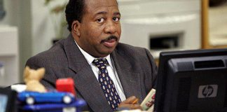 Leslie David Baker - Stanley - The Office