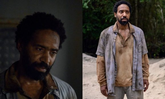 Kevin Carroll is Virgil on season 10 of The Walking Dead