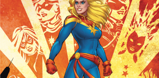 Captain Marvel - Kelly Thompson